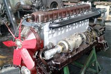 Продажа дизельных двигателей